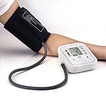 misura pressione al braccio